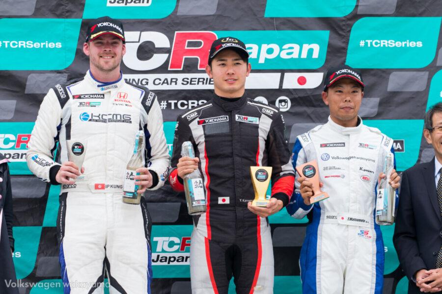 TCR ジャパン 第1戦 サンデーシリーズ|Volkswagen和歌山中央RT with TEAM和歌山