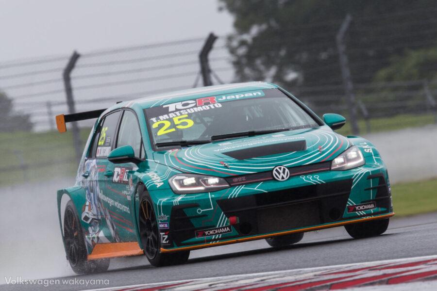 TCR ジャパン 第3戦 サンデーシリーズ|Volkswagen和歌山中央RT with TEAM和歌山