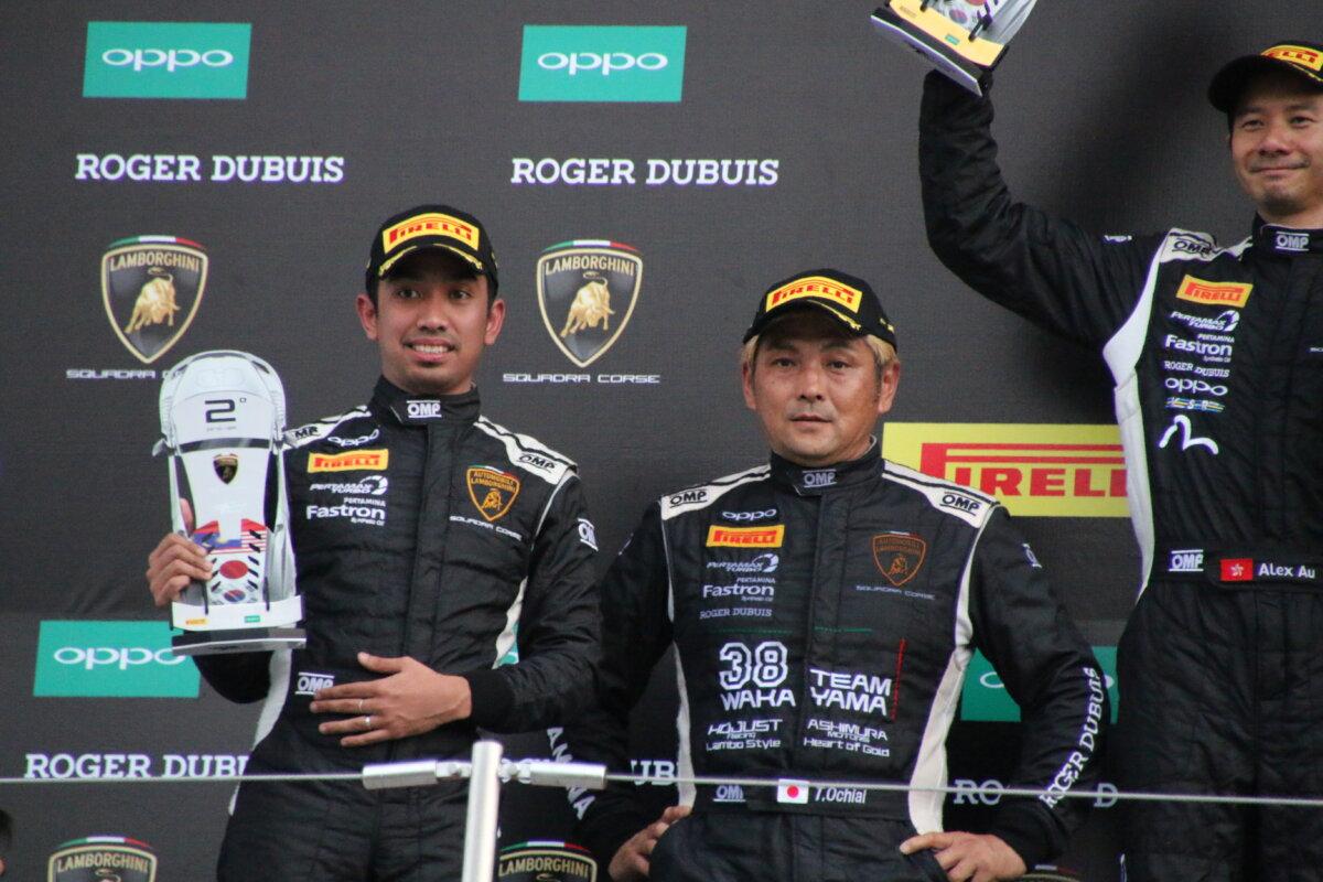 IMG_6273 ランボルギーニ・スーパートロフェオ・アジア 2019 鈴鹿サーキット Race1|チーム和歌山 HOJUST RACING