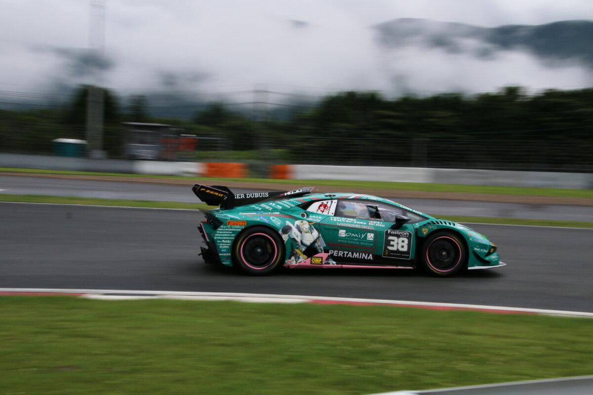 IMG_6438 ランボルギーニ・スーパートロフェオ・アジア 2019 富士スピードウェイ Race1|チーム和歌山 HOJUST RACING