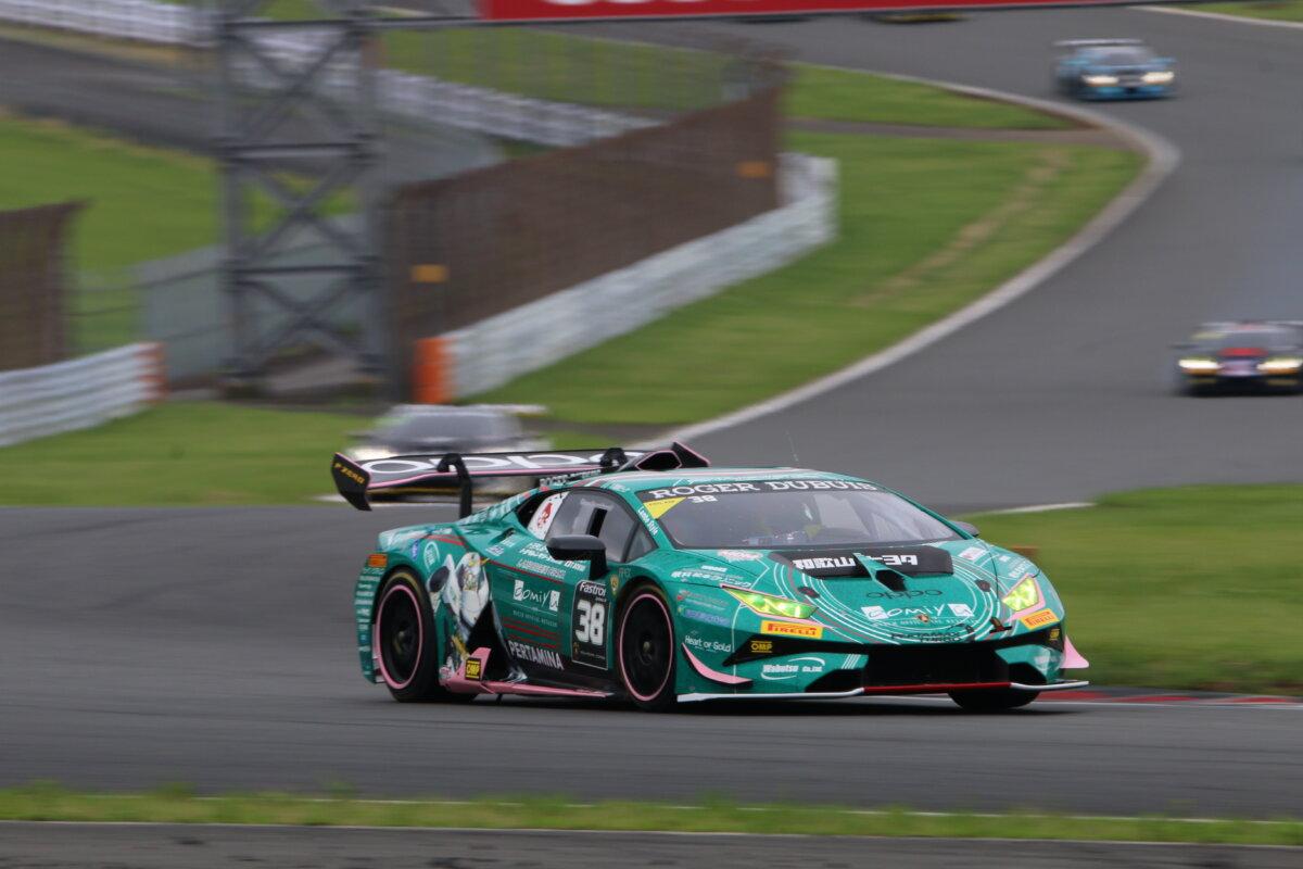 IMG_6537 ランボルギーニ・スーパートロフェオ・アジア 2019 富士スピードウェイ Race1|チーム和歌山 HOJUST RACING