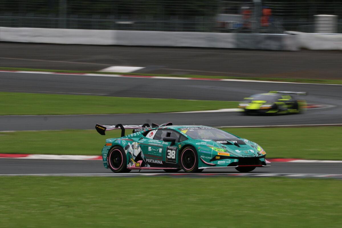 IMG_6832 ランボルギーニ・スーパートロフェオ・アジア 2019 富士スピードウェイ Race1|チーム和歌山 HOJUST RACING