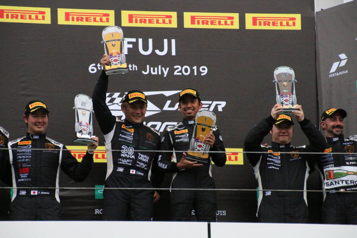 IMG_6931 ランボルギーニ・スーパートロフェオ・アジア 2019 富士スピードウェイ Race1|チーム和歌山 HOJUST RACING