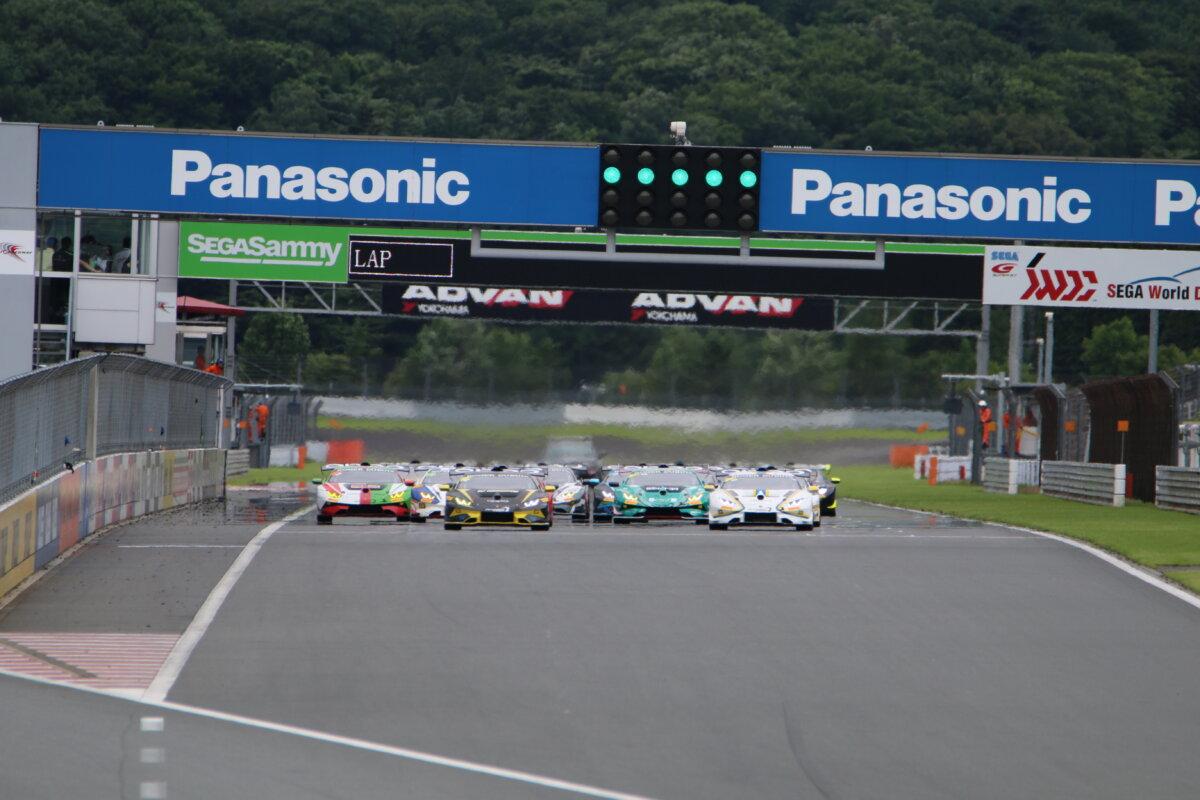 IMG_7003 ランボルギーニ・スーパートロフェオ・アジア 2019 富士スピードウェイ Race2|チーム和歌山 HOJUST RACING