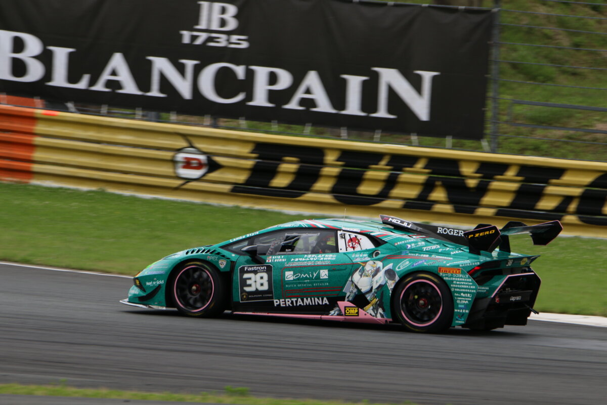 IMG_7330 ランボルギーニ・スーパートロフェオ・アジア 2019 富士スピードウェイ Race2|チーム和歌山 HOJUST RACING