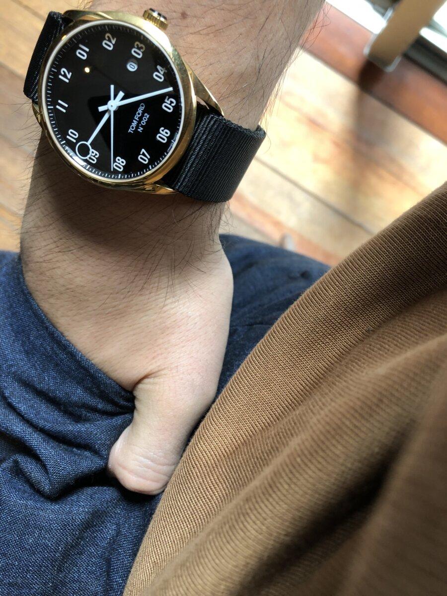 IMG_0436 夏に合う時計って派手なものが鉄板ですか?|関口 優