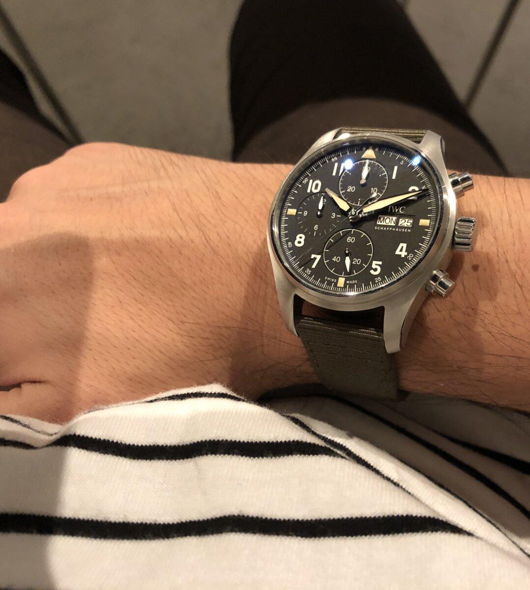IMG_0470 夏に合う時計って派手なものが鉄板ですか?|関口 優