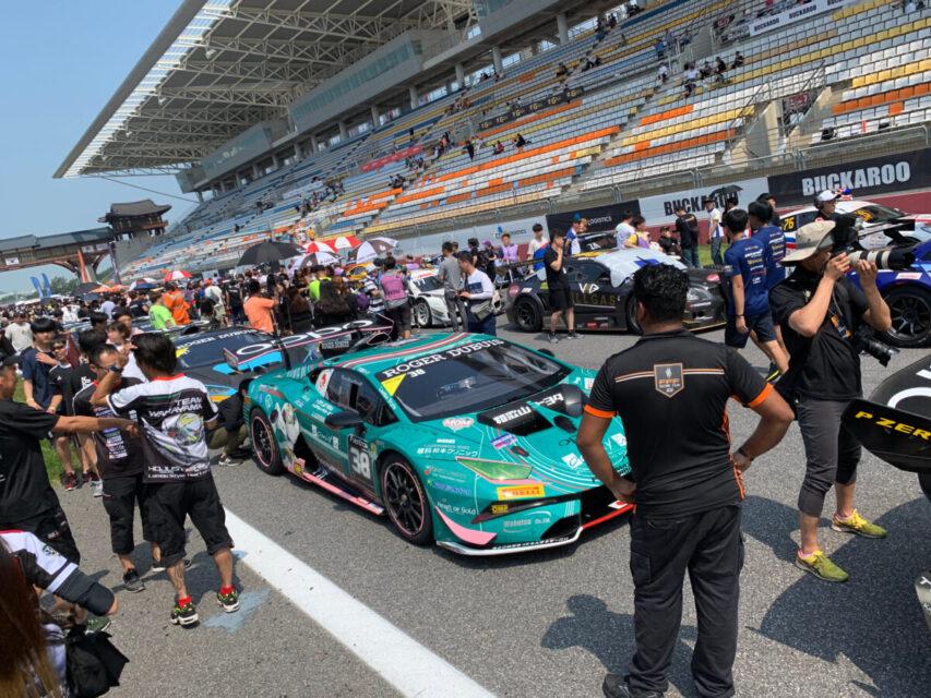 ランボルギーニ・スーパートロフェオ・アジア 2019 韓国インターナショナル・サーキット Race2|チーム和歌山 HOJUST RACING