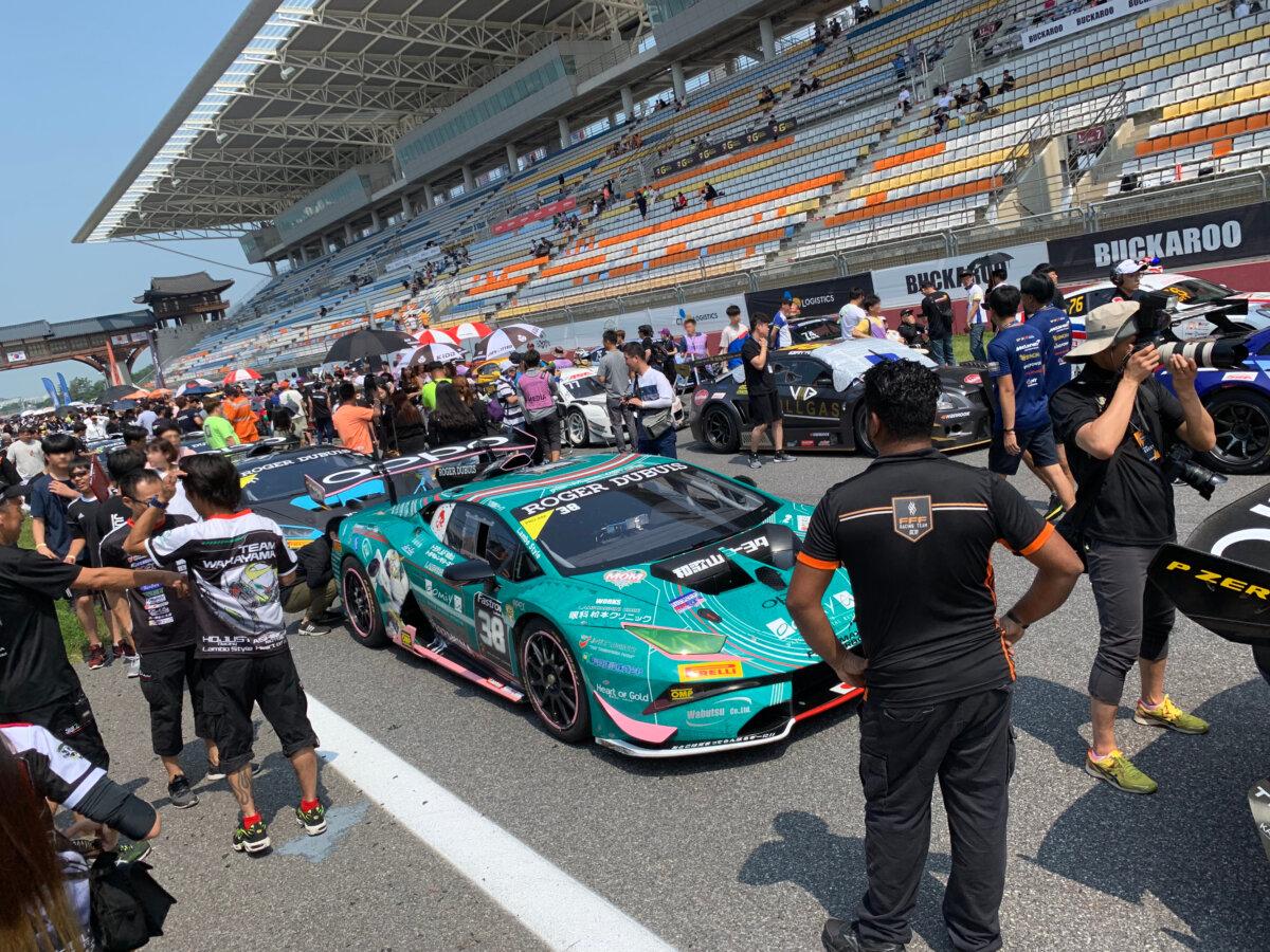 IMG_4724_0 ランボルギーニ・スーパートロフェオ・アジア 2019 韓国インターナショナル・サーキット Race2|チーム和歌山 HOJUST RACING