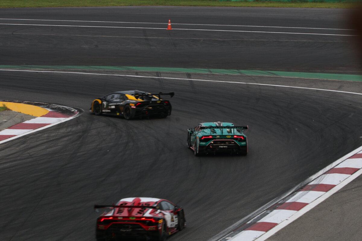 IMG_8058 ランボルギーニ・スーパートロフェオ・アジア 2019 韓国インターナショナル・サーキット Race1 チーム和歌山 HOJUST RACING
