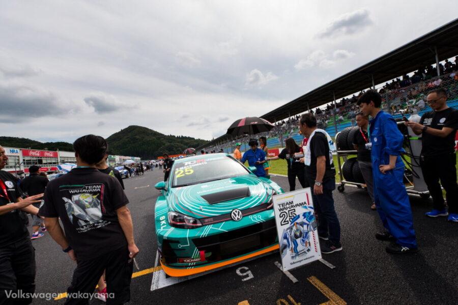 TCR ジャパン 第4戦 サンデーシリーズ|Volkswagen和歌山中央RT with TEAM和歌山
