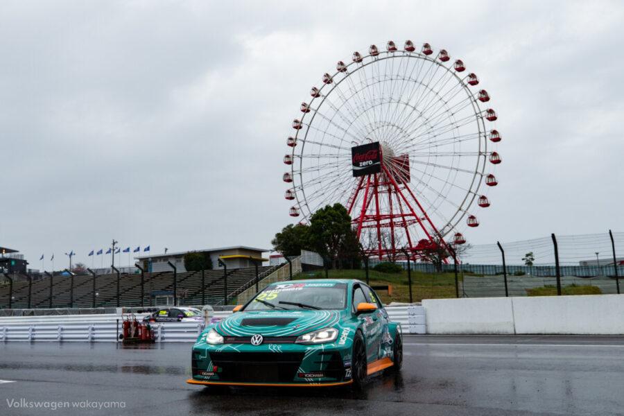 TCR ジャパン 第5戦 サタデーシリーズ|Volkswagen和歌山中央RT with TEAM和歌山