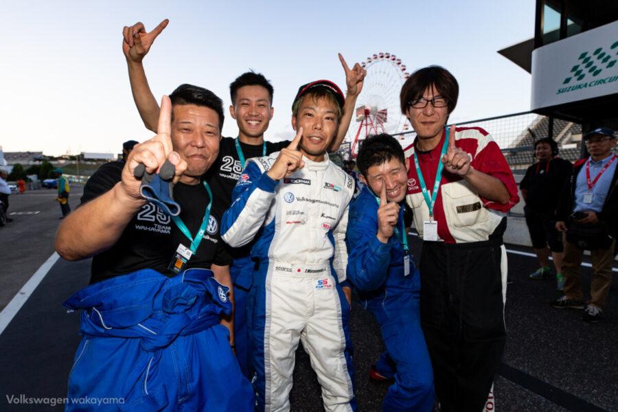 TCR ジャパン 第5戦 サンデーシリーズ|Volkswagen和歌山中央RT with TEAM和歌山
