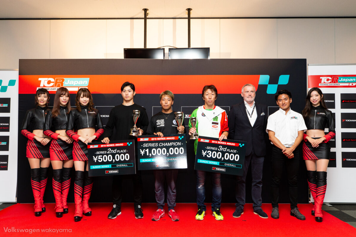 19-10-26_tcrj_1525 TCR ジャパン 第5戦 サンデーシリーズ|Volkswagen和歌山中央RT with TEAM和歌山