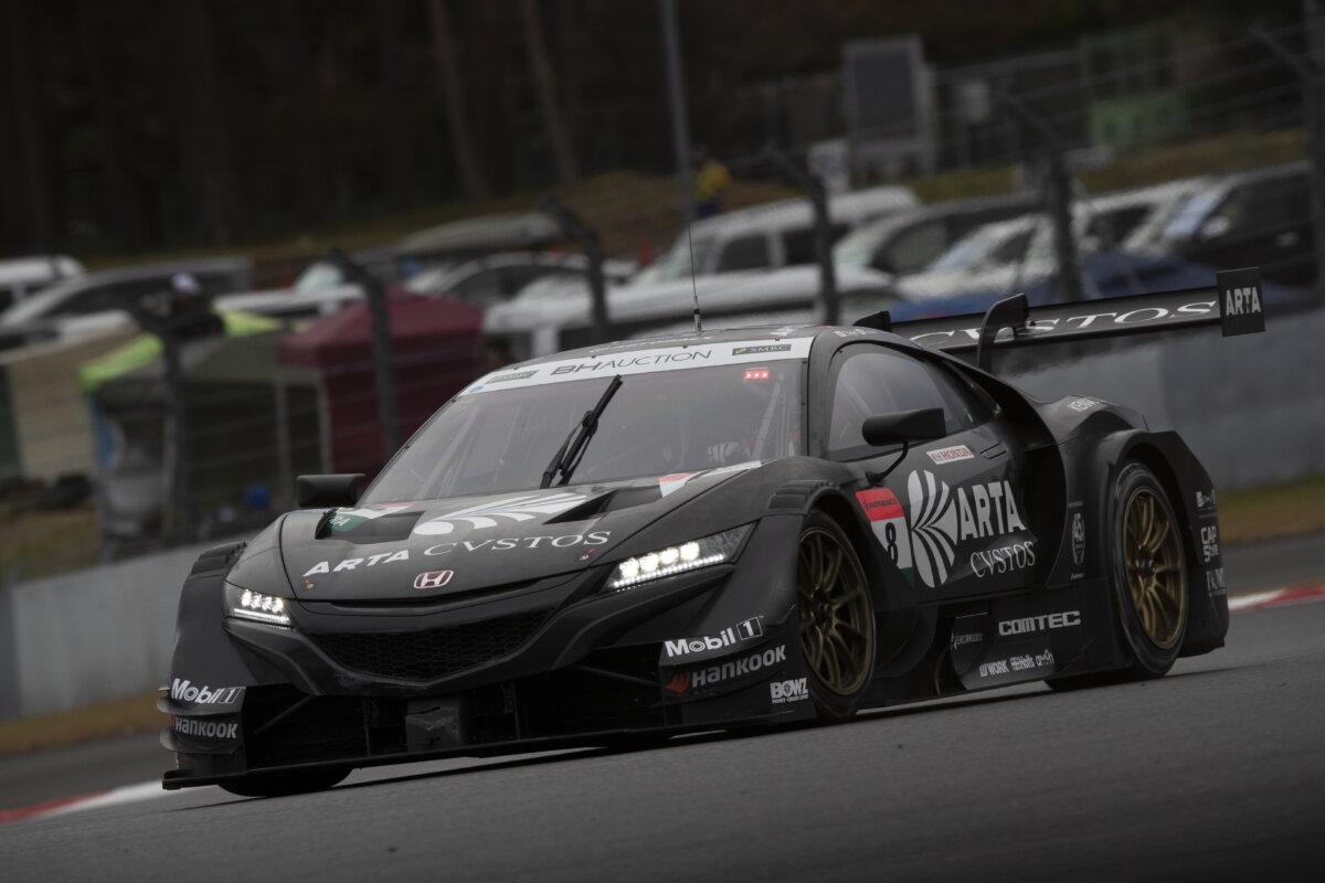 19_SG_DTM_029 SUPER GT×DTM 特別交流戦 レース1 ARTA NSX-GT