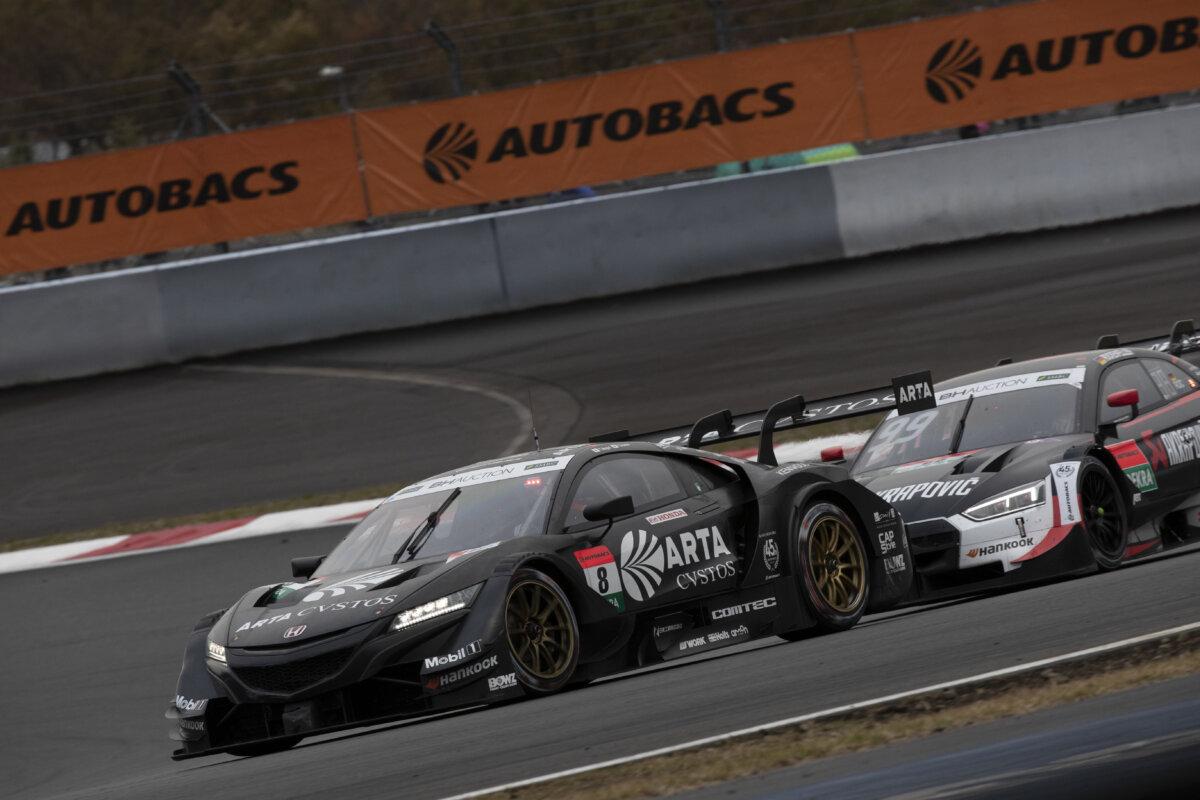 19_SG_DTM_030 SUPER GT×DTM 特別交流戦 レース1 ARTA NSX-GT