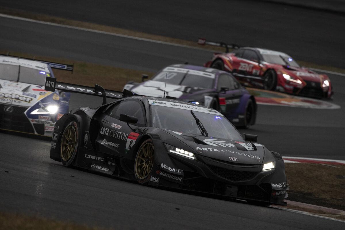 19_SG_DTM_035 SUPER GT×DTM 特別交流戦 レース2|ARTA NSX-GT