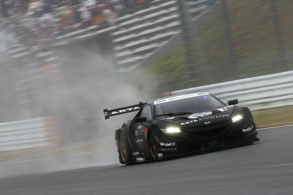 19_SG_DTM_038 SUPER GT×DTM 特別交流戦 レース2|ARTA NSX-GT