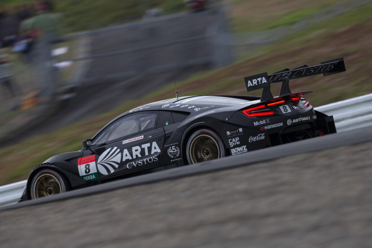 19_SG_DTM_047 SUPER GT×DTM 特別交流戦 レース2|ARTA NSX-GT