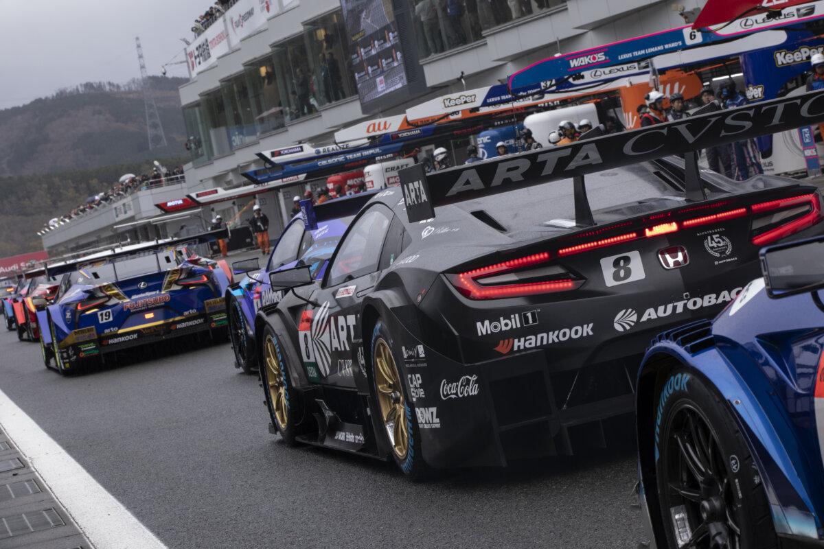 19_SG_DTM_123 SUPER GT×DTM 特別交流戦 レース1 ARTA NSX-GT