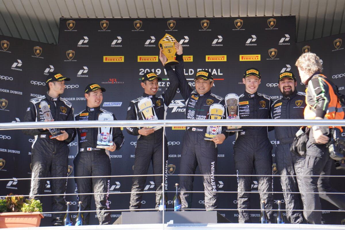 DSC07462 ランボルギーニ・スーパートロフェオ・アジア 2019 ヘレス Race1|チーム和歌山 HOJUST RACING