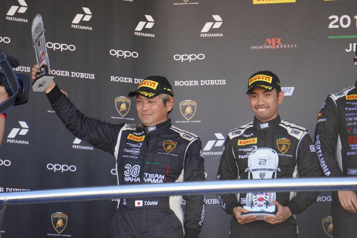 DSC08546 ランボルギーニ・スーパートロフェオ・アジア 2019 ヘレス Race2|チーム和歌山 HOJUST RACING