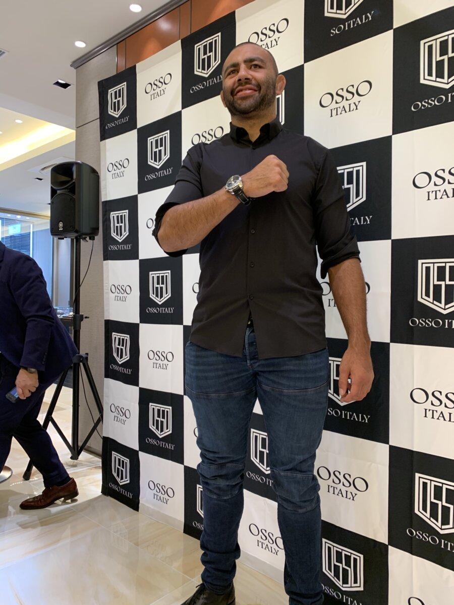 IMG_9196 ラグビー日本代表キャプテン リーチマイケル選手トークショー|oomiya大阪心斎橋店