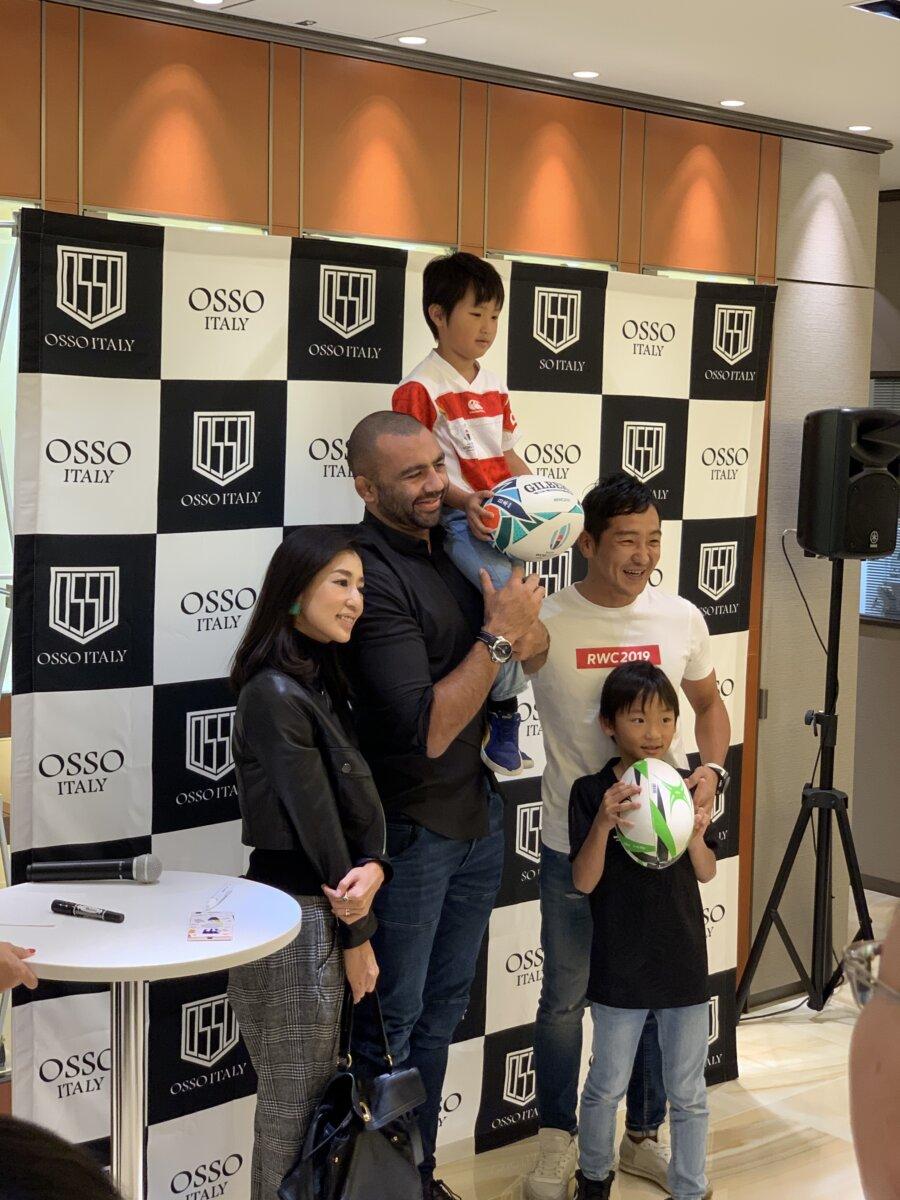 IMG_9209 ラグビー日本代表キャプテン リーチマイケル選手トークショー|oomiya大阪心斎橋店