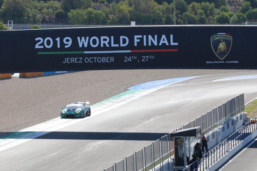 ランボルギーニ・スーパートロフェオ 2019 ワールドファイナル Race1|チーム和歌山 HOJUST RACING