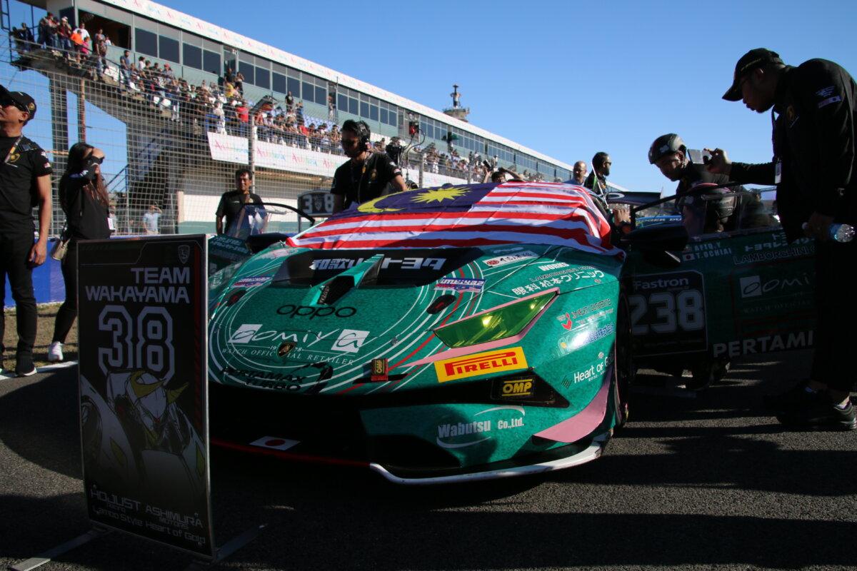 IMG_9401 ランボルギーニ・スーパートロフェオ 2019 ワールドファイナル Race1|チーム和歌山 HOJUST RACING