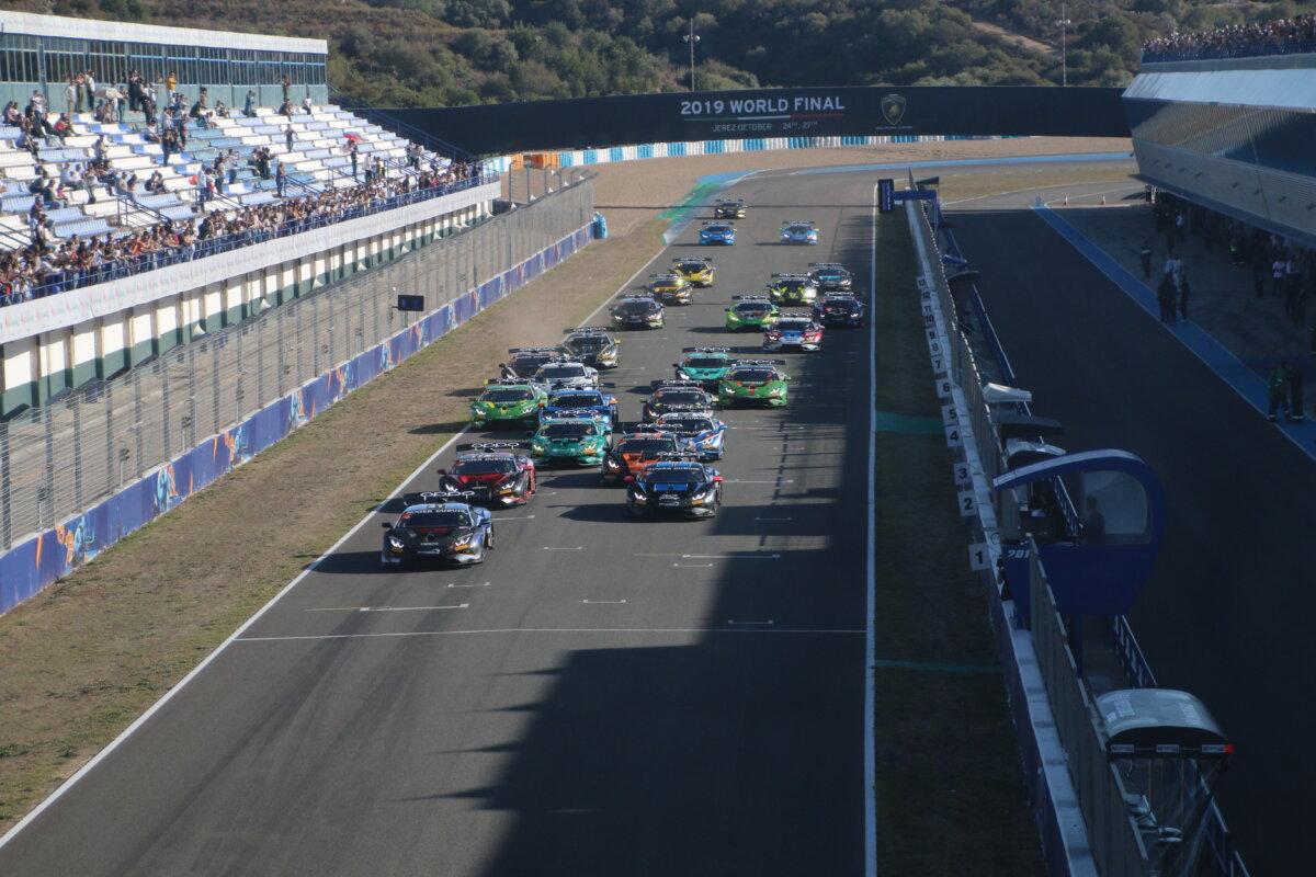 IMG_9409 ランボルギーニ・スーパートロフェオ 2019 ワールドファイナル Race1|チーム和歌山 HOJUST RACING