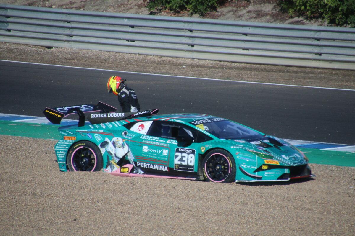 IMG_9424 ランボルギーニ・スーパートロフェオ 2019 ワールドファイナル Race1|チーム和歌山 HOJUST RACING