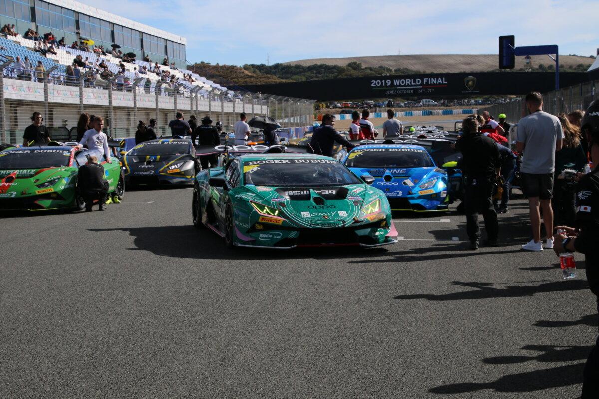IMG_9442 ランボルギーニ・スーパートロフェオ 2019 ワールドファイナル Race2|チーム和歌山 HOJUST RACING
