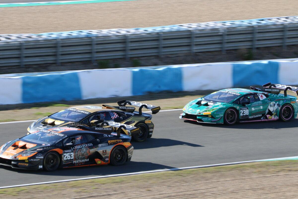 IMG_9661 ランボルギーニ・スーパートロフェオ 2019 ワールドファイナル Race2|チーム和歌山 HOJUST RACING