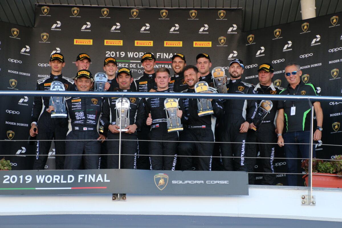 IMG_9872 ランボルギーニ・スーパートロフェオ 2019 ワールドファイナル Race2|チーム和歌山 HOJUST RACING