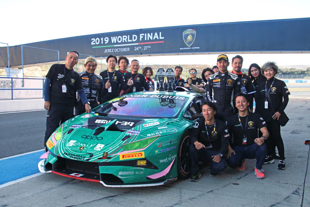 IMG_9905_00 ランボルギーニ・スーパートロフェオ 2019 ワールドファイナル Race2|チーム和歌山 HOJUST RACING