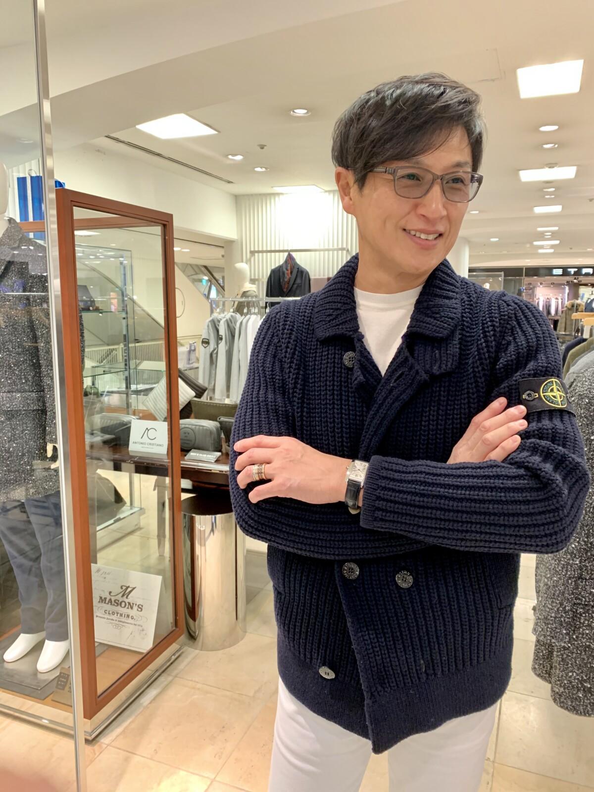 1 タンク アメリカンは、カジュアルな装いでこそ品を放つ!|戸賀 敬城