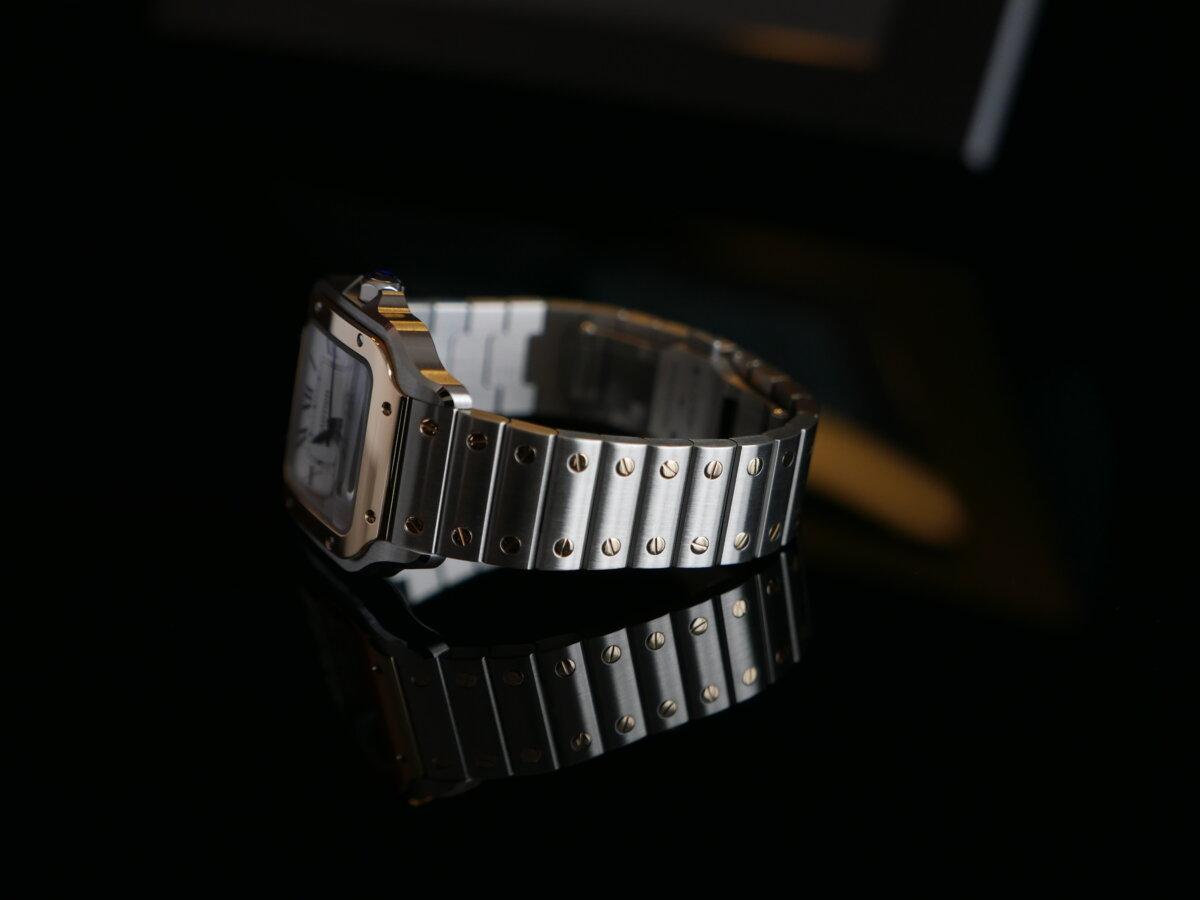 L9960128 最新世代のサントス ドゥ カルティエで 王道ウォッチの魅力を再(初)確認!|関口 優