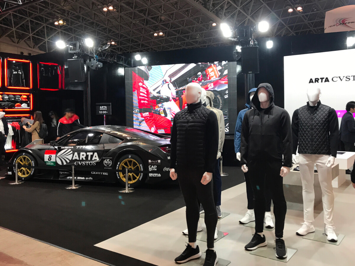 IMG_3128_2 東京オートサロン 2020「ARTA NSX-GT」展示!幕張メッセ