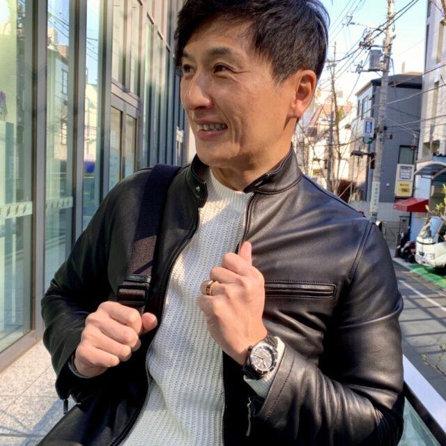 男よ、今こそチューダーを手にするとき!|戸賀 敬城