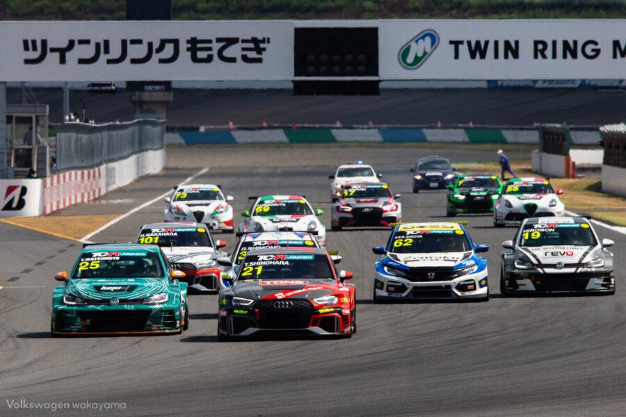 TCRジャパン2020 Rd.2 サタデーシリーズ|Volkswagen和歌山中央RT with TEAM和歌山