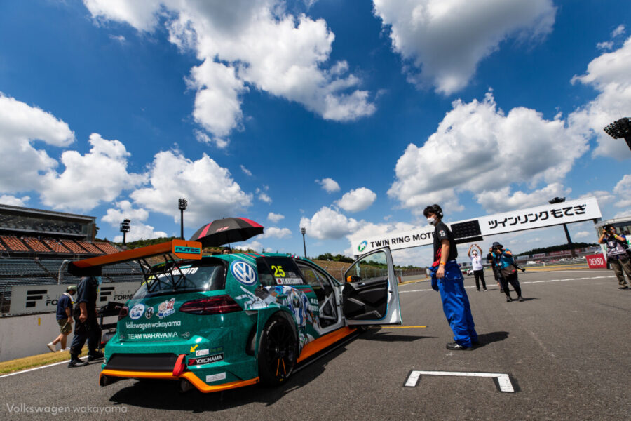TCRジャパン2020 Rd.2 サンデーシリーズ|Volkswagen和歌山中央RT with TEAM和歌山