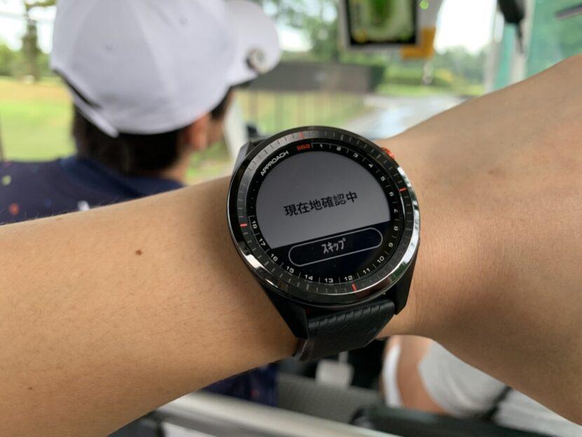 IMG_0441-830x623 ガーミン「アプローチ S62」 時計屋スタッフが実際にゴルフ場で2ラウンド使用してみたのでレビュー|堺カントリークラブ