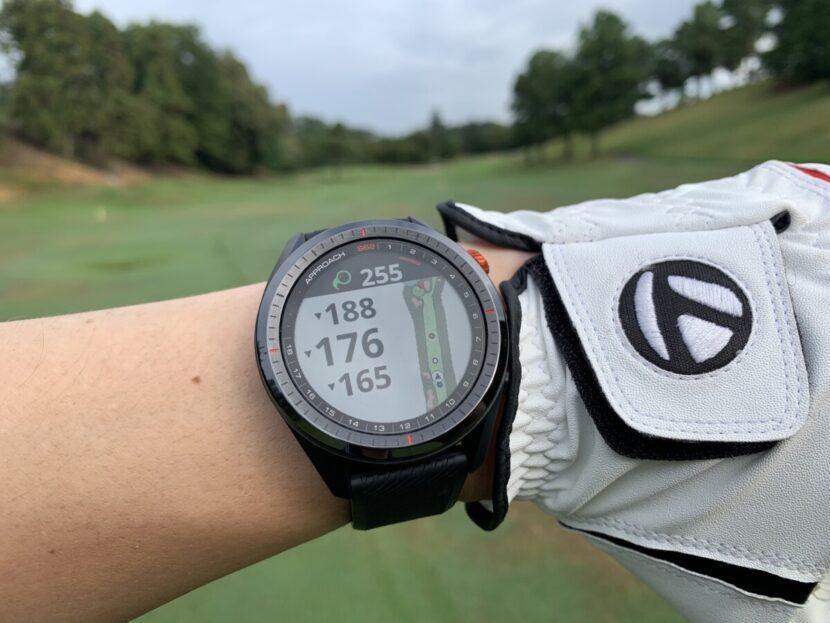 IMG_0443-830x623 ガーミン「アプローチ S62」 時計屋スタッフが実際にゴルフ場で2ラウンド使用してみたのでレビュー|堺カントリークラブ