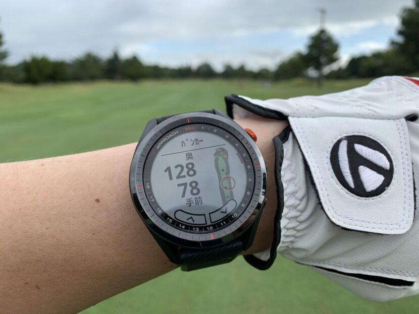 IMG_0445-830x623 ガーミン「アプローチ S62」 時計屋スタッフが実際にゴルフ場で2ラウンド使用してみたのでレビュー|堺カントリークラブ