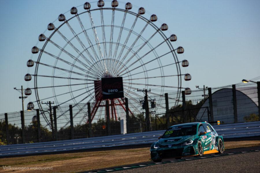 TCRジャパン2020 Rd.5 サンデーシリーズ|Volkswagen和歌山中央RT with TEAM和歌山