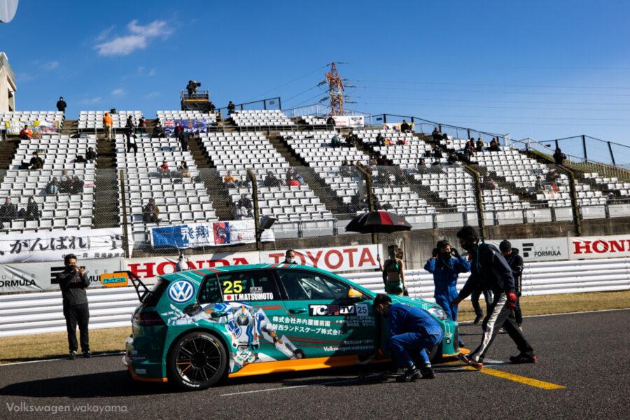 TCRジャパン2020 Rd.5 サタデーシリーズ|Volkswagen和歌山中央RT with TEAM和歌山