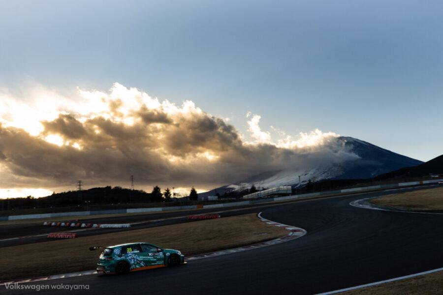 TCRジャパン2020 Rd.6 サタデーシリーズ|Volkswagen和歌山中央RT with TEAM和歌山