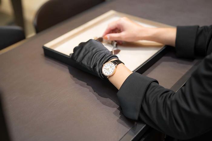パネライ、ジャガー・ルクルト、タグ・ホイヤー...時計のプロは私物の時計をどう選んでいるの? マルちゃんの「プロの時計、見せてください」〜oomiya 心斎橋店編 - COLUMN |img_8253ae0ecf11869edb429c57eb55a14e71432